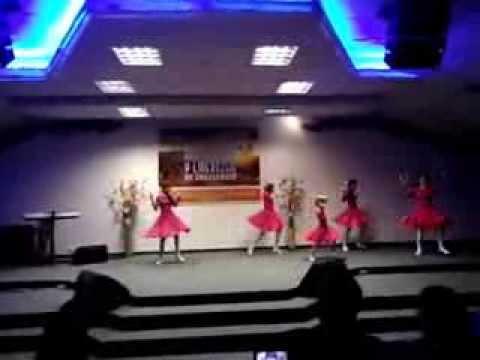 popurri(danzas cristianas)