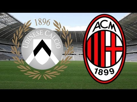 Udinese VS AC Milan 1-0 Goal + Full Highlights (08/03/2014)