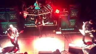ANNIHILATOR - Academy Islington London (Nearly Whole Concert)