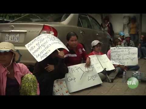 OCEAN Garment Workers Keep on Protesting for Resolution