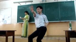 Nam sinh Việt nhảy Kpop đâu thua gì sao Hàn :v