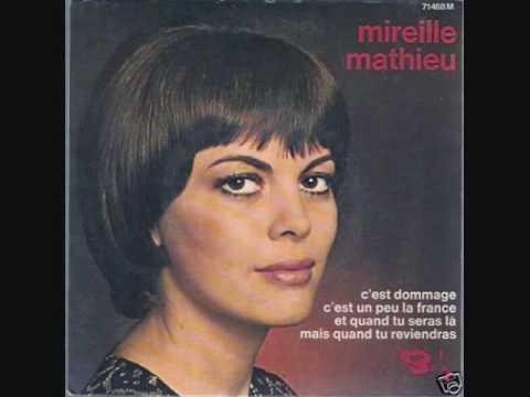 Mireille Mathieu - Cest dommage