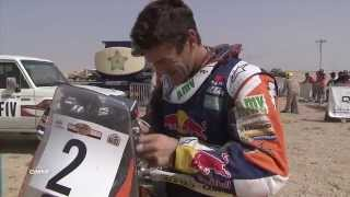 2014 Sealine Cross Country Rally SS3