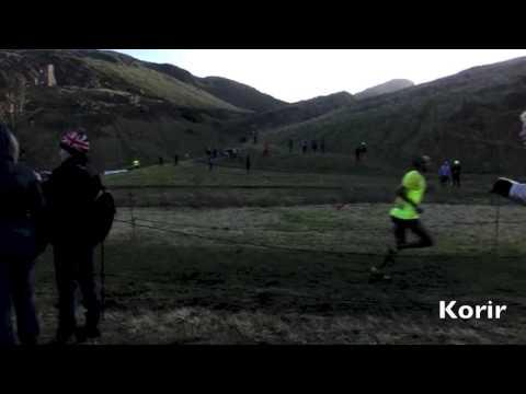 Great Edinburgh XC 2015 Mens 4k - Heath, Korir, Ritzenhein