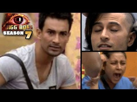 Bigg Boss 7 3rd October 2013 Full Episode - Asif's Swap TANTRUM