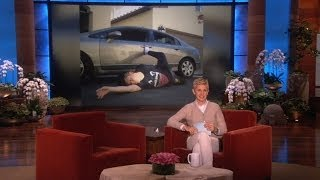 Ellen Picks Her Vine Reenactment Winner
