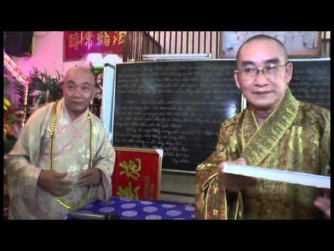 Chùa Giác Linh  Quận 8 (P.4) -  Lễ Đại Tường Cố Đạo Lão Hòa Thượng Viện Chủ