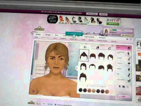 Stardoll from girl to boy,