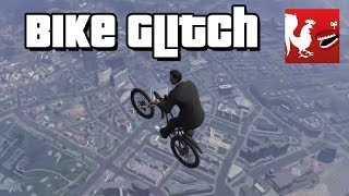 Things to do in GTA V - Bike Glitch