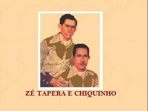 SÃO BENEDITO(Santo Glorioso) - Zé Tapera e Chiquinho
