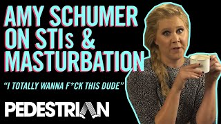 Amy Schumer on Chlamydia, Masturbation, and Monogamy
