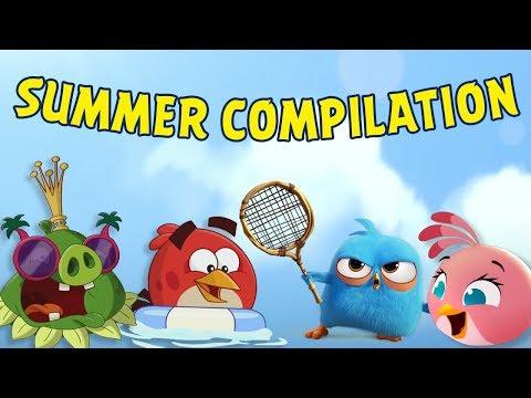 Angry Birds - letní speciál