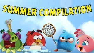 Angry Birds - letný špeciál