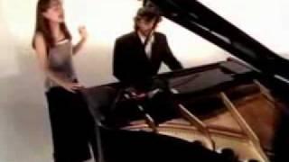 """Sandy & Andrea Bocelli """"Vivo Por Ella"""" """"Vivo Per Lei"""