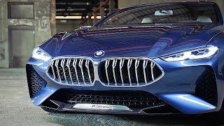 BMW 8 Series Concept (2018) Interior, Exterior, Driving [YOUCAR]. YouCar Car Reviews.
