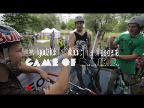 Dawid Godziek / Rafał Kierc / Marcin Oskiera - Game of B.I.K.E.