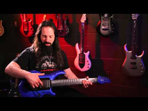 John Petrucci and the Music Man Majesty Guitar [Official]