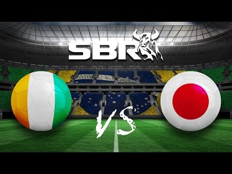 Ivory Coast vs Japan 14.06.14   Group C World Cup 2014 Preview