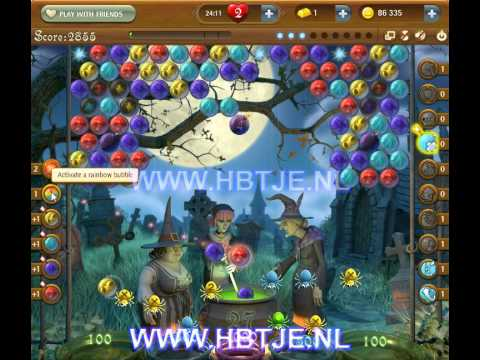 Bubble Witch Saga level 178