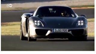 بورش 918 سبايدر- سيارة رياضية بتقنيات متطورة | عالم السرعة