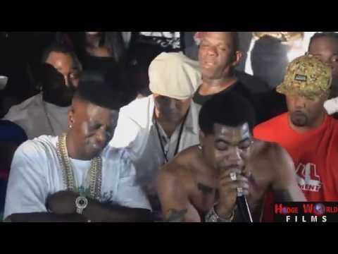 Rich Homie Quan, Lil Boosie, & Webbie at Koko's (Shreveport) | All Access with K. White