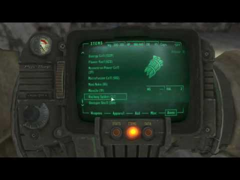 how to find fallout 3 item codes