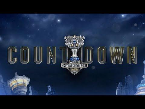 WORLDS COUNTDOWN - Quarterfinals Day 1 (2018)