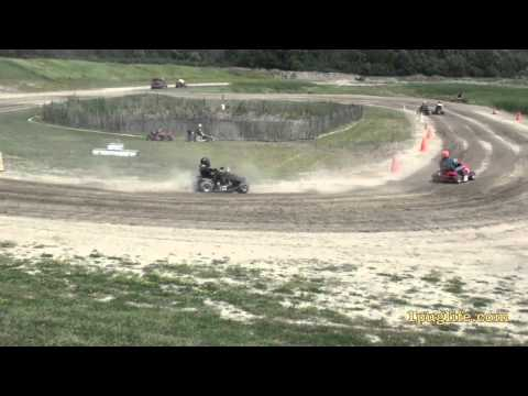 2014 petrolia mower race