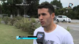 """Mayada: """"El plantel me apoya en todo"""". River Plate. ."""