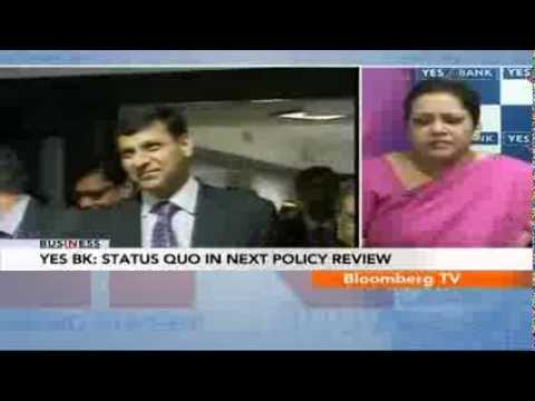 In Business- Status Quo In Next Policy Review: Yes Bank