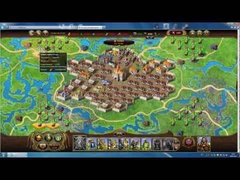 My Lands: black gem hunting / Оборона города