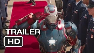 Iron Man 3 Official Trailer #2 (2013) Robert Downey Jr