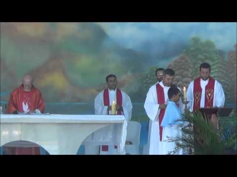 Homilia Padre José Sometti 20.03.2016