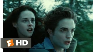 Twilight (7/11) Movie CLIP Hold On Tight (2008) HD