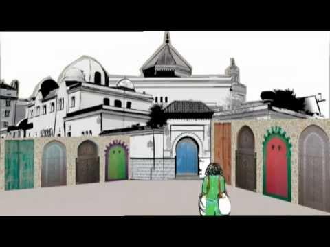 Le rite du Hammam - Karambolage - Émission du 26 août 2012
