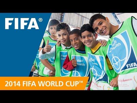 FIFA brings fun and health in Brazil