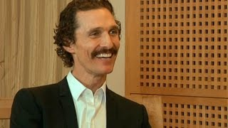 Matthew McConaughey Talks Magic Mike, Bernie And The