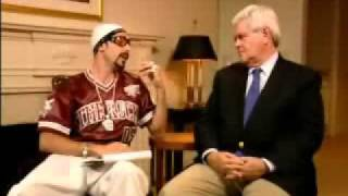 Ali G: Newt Gingrich, Uncensored