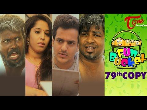 Fun Bucket | 79th Copy | Funny Videos | by Harsha Annavarapu | #TeluguComedyWebSeries
