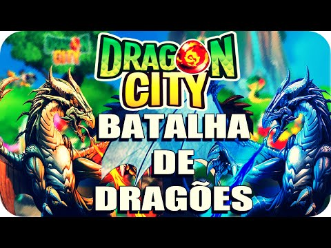 Batalha de Dragões - Dragon City #2