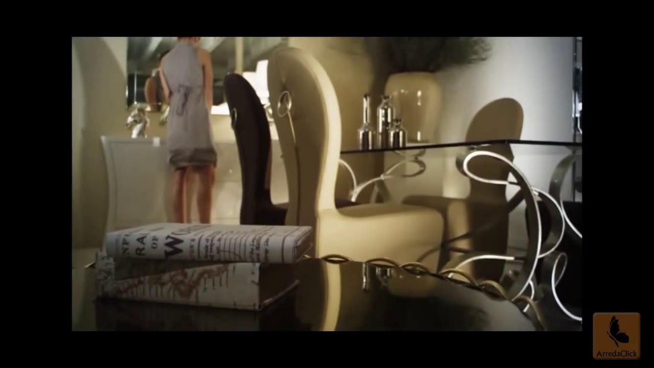 Arredamento classico moderno per una casa elegante youtube - Arredo bagno classico elegante ...