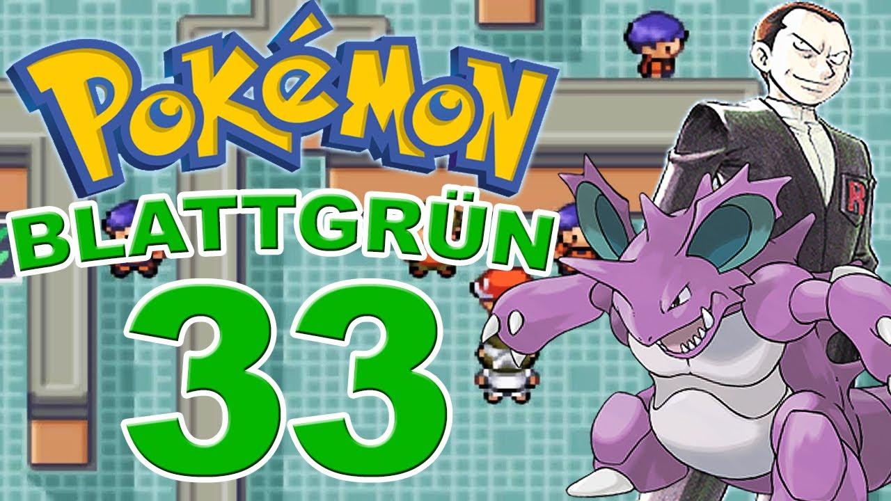 Let 39 s play pok mon blattgr n part 33 der achte orden for Boden pokemon