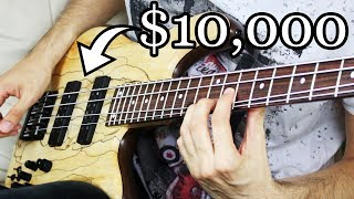 $10,000 BASS SOLO