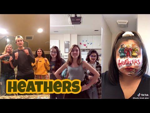 shut up, Heather! sorry, Heather!~tik tok compilation