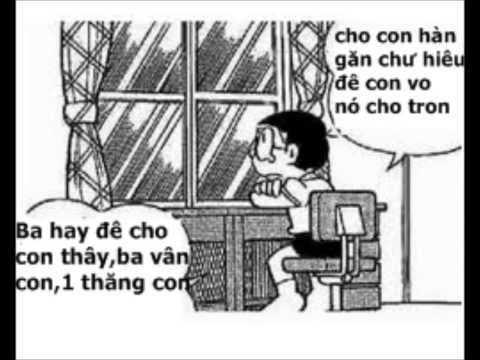 Ba tôi Doremon che - Lill Shin ft Ku Lâm