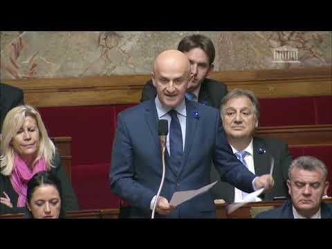 M. Vincent Rolland - Budget 2019 pour le sport de haut niveau