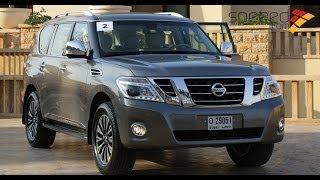 Nissan Patrol 2014 نيسان باترول