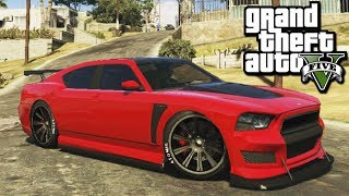 GTA V Dodge Charger (Tunando)