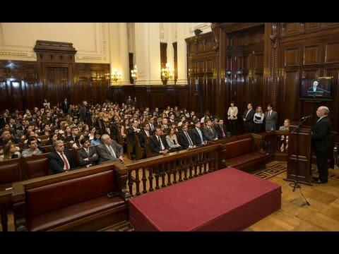 Lorenzetti encabezó en la Corte Suprema un Foro de Políticas de Estado