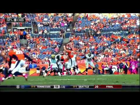 Danny Trevathan Highlights 2013-2014 HD
